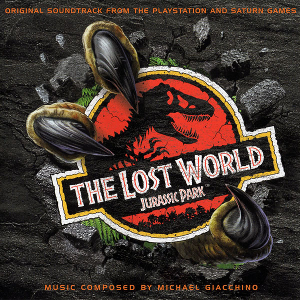 The Lost World Jurassic Park Michael Giacchino